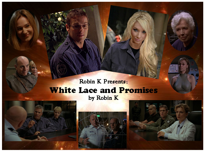 White Lace and Promises Introduction